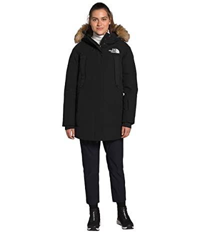 The North Face New Outerboroughs Parka (TNF Black) Women