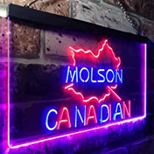 zusme Playstation Game Room Kid Novelty LED Neon Sign Blue Red W30cm x H20cm