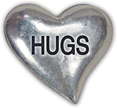 Cathedral Art Hugs Mini Heart Token, 3/4 Inch, PT746, 3/4