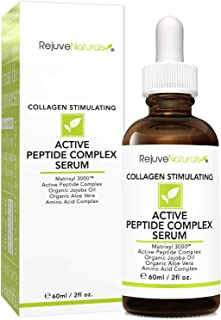 Sponsored Ad - Peptide Complex Serum with Matrixyl 3000 (2 oz, Double-Sized) Minimizes Look of Fine Lines & Deep Wrinkles,...