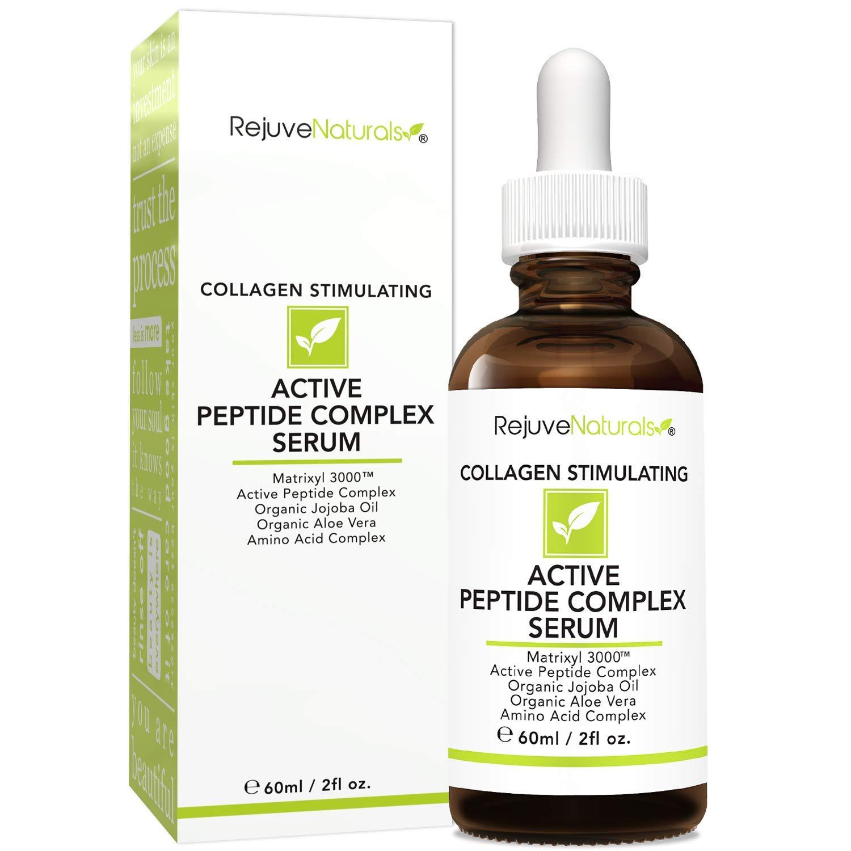 RejuveNaturals Peptide Complex Serum