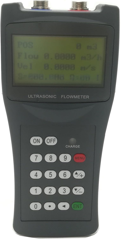 CGOLDENWALL Weekly update TDS-100H Handheld Portable Genuine Flow Flo Meter Ultrasonic