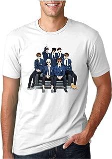 BTS Artistic Photo Printed Unisex Tshirt