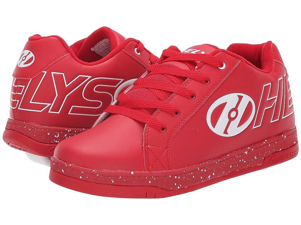 Heelys Split (Red/White/Speckle) Boys Shoes