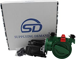 Supplying Demand 280187 Washing Machine Drain Pump & Filter Assembly Replaces 8181684 8182819 8182821