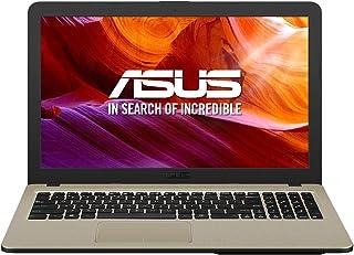 "ASUS R540NA-GQ279 - Portátil de 15.6"" HD (Celeron N3350, 4 GB RAM, 256 GB SSD, Sin Sistema Operativo) Negro - Teclado QWER..."