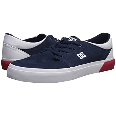 DC Trase SD (DC Navy/White) Skate Shoes
