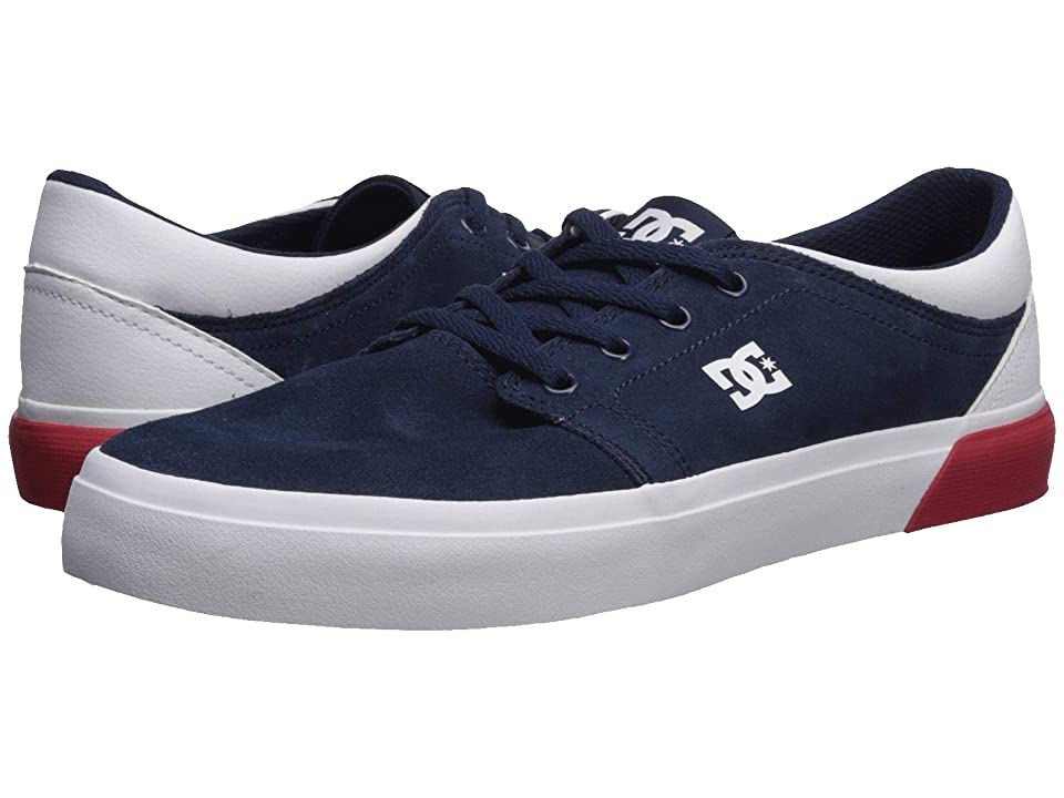 DC Trase SD (DC Navy/White) Skate Shoes