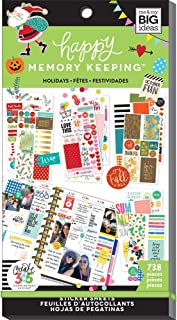 fall happy planner stickers