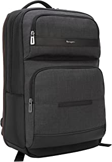 Targus CitySmart Advanced Travel Business Commuter Checkpoint-Friendly Laptop Backpack with Multiple Pockets, Back Panel S...