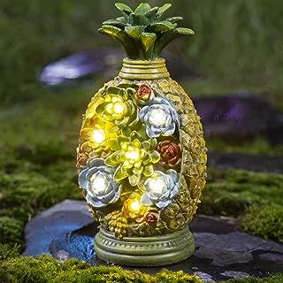 Best pineapple yard decor Reviews