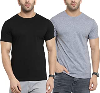Scott International Men's Regular Fit T-Shirt (Pack of 2)