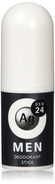 葉巻接続静めるエージーデオ24 メンズ デオドラントスティック 無香性 20g (医薬部外品)