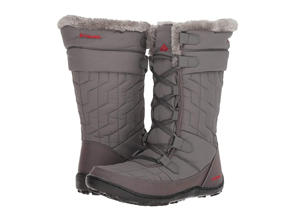 Columbia Mission Creek Mid Waterproof (Dark Fog) Women