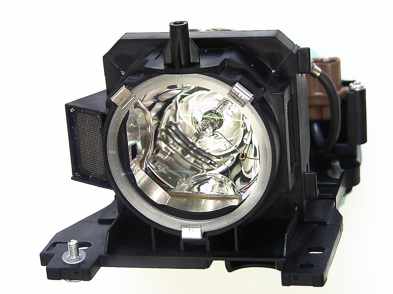 結核アイデアヨーロッパHITACHI ED-X33プロジェクター用ダイヤモンドランプ ウシオ電球内蔵
