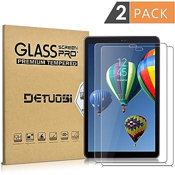 Transparent TiMOVO Verre Tremp/é Compatible avec Samsung Galaxy Tab A 10.5 2018 Protecteur D/écran Duret/é Ultra Claire Protecteur D/écran en Verre Tremp/é Film Anti-Rayures sans Bulle