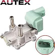 AUTEX 16022P2EA51 Idle Air Control Valve Compatible with Honda Civic 1996 1997 1998 1999 2000 (w/Automatic Trans)