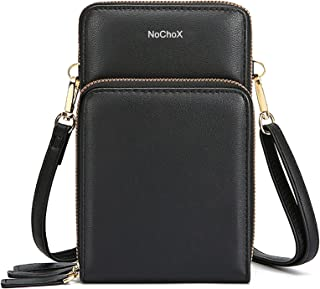 Ladies Handbags Purses for Women PU Leather Wallet Messenger Shoulder Bags with Strap Card Slots