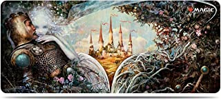 Ultra Pro Printed Art Magic The Gathering Card Game 6 Foot Table Mat MTG Throne of Eldraine V5 Enchanted Sleep