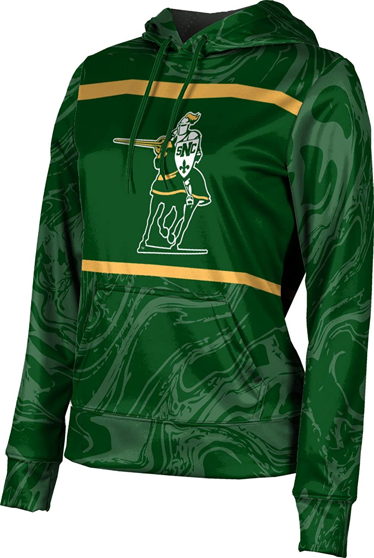 St. Norbert College Girls' Pullover Hoodie, School Spirit Sweatshirt (Ripple)