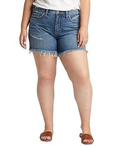 Silver Jeans Co. Plus Size Not Your Boyfriend