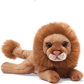 "GUND Lion Beanbag 8"" Plush"