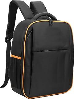 JULYKAI Sac de Transport Anti-Rayures étanche Antichoc Portable, Sac à Dos pour Drone, Confortable pour Le Camping en Plei...