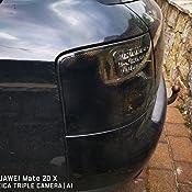 Ad Tuning Gmbh Co Kg 960857 Led Rückleuchten Set Klarglas Schwarz Auto