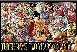 Puzzle House- ?PT Animación Japonesa Cartel de Rompecabezas de Madera, Comic One Piece Pintura Corte y Ajuste 1000pc Juego de Juguetes en Caja para Adultos y niños 504 (Color : C)