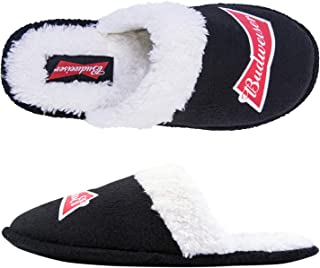 budweiser beer can slippers
