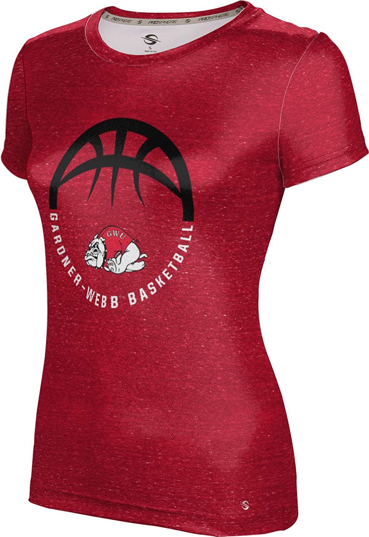 ProSphere Gardner-Webb University Basketball Girls' Performance T-Shirt (Heather)