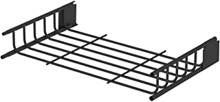 CURT 18117 21 x 37-Inch Roof Rack Extension for CURT Rooftop Cargo Carrier 18115, Black