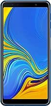 سامسونج جالكسي A7 2018 بشريحتي اتصال - 128 جيجا، 4 جيجا رام، الجيل الرابع ال تي اي، ازرق