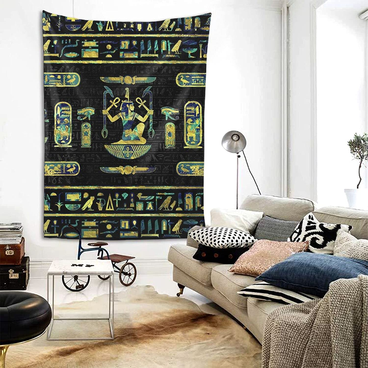 KAETZRU Wall Hanging Decoration Tapestries Max 63% OFF X Egyptian Inch Limited Special Price 60 80