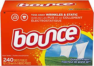 Best Bounce With Febreze Scent Spring & Renewal Fabric Softener Dryer Sheets Reviews [2021]