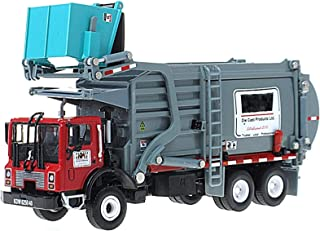 Diecast Transport Vehicle Model 1:24 Alloy Material Construction Vehicle Toy, Mechanical Arm Can Move Up And Down Freely, ...