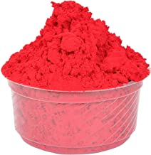 Rotz Bright & Smooth Holi Colour Gulal Powder,100% Natural Gulal, Holi Colors, Organic, Non-Toxic & Skin Friendly Powder (Red, 1 Kg)