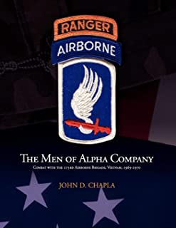 The Men Of Alpha Company: Combat With The 173rd Airborne Brigade, Vietnam, 1969-1970