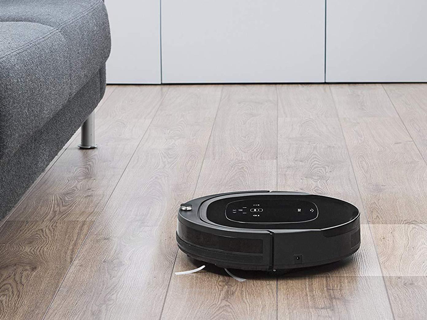 Robot aspirador Princess controlado por aplicación Alexa ...