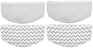 ITidyHome 4 Pack Replacement Pads for Bissell Powerfresh Hard Floor Steam Cleaner 1940 1440 1806 Series Steam Mop Compare ...