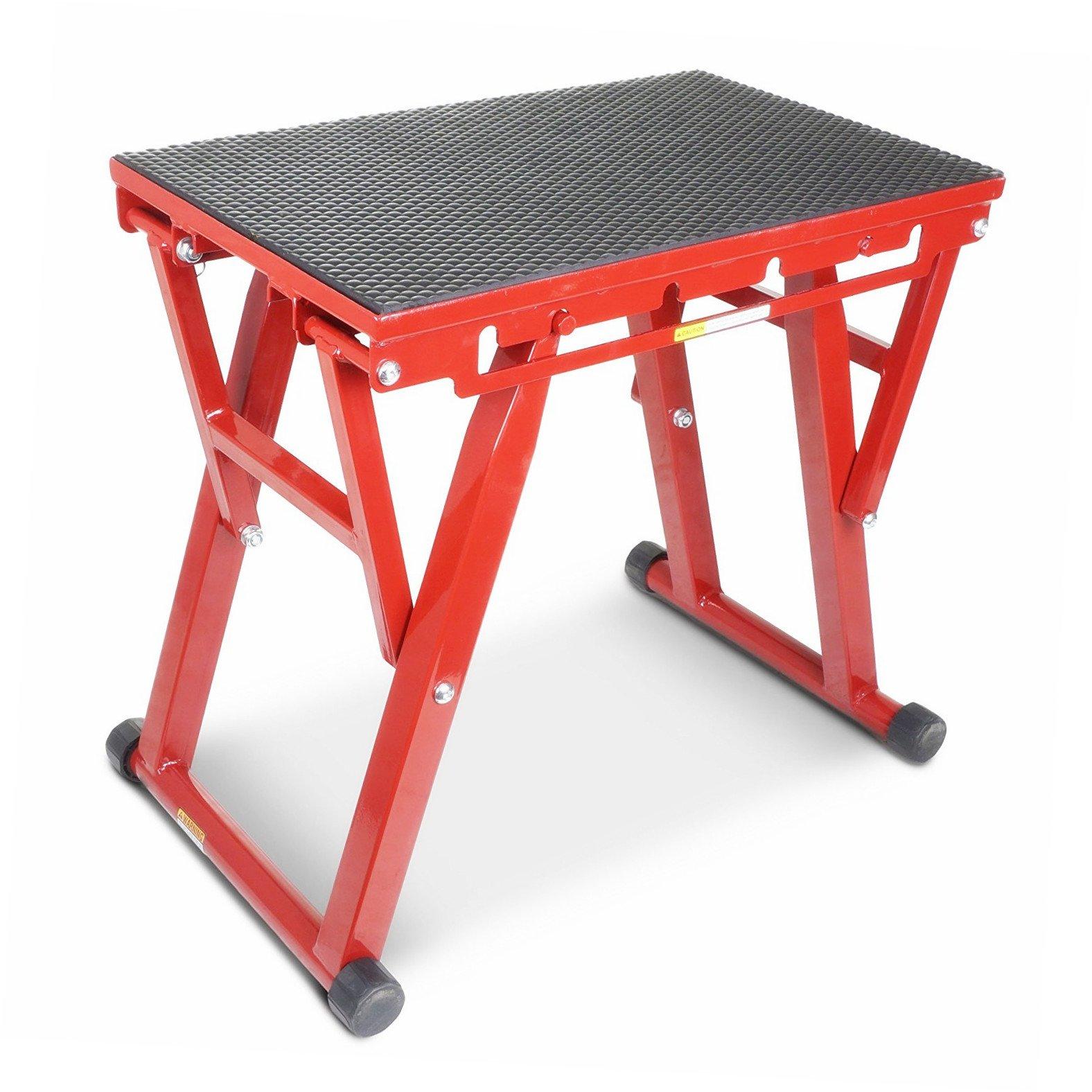 popsport pliométrico plataforma caja caja de 12 caja de fitness ejercicio saltar, paso pliométrico salto para ejercicio Fit formación, Adjustable plyo box: Amazon.es: Deportes y aire libre