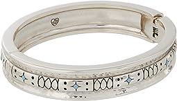Marrakesh Mystique Hinged Bangle Bracelet