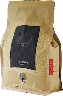 ジャガー キャット フード (1.5kg) 全猫種 全年齢 対応 グレインフリー 穀物 香料 着色料 不使用 チキン 鴨 サーモン マス 動物性タンパク80%以上使用