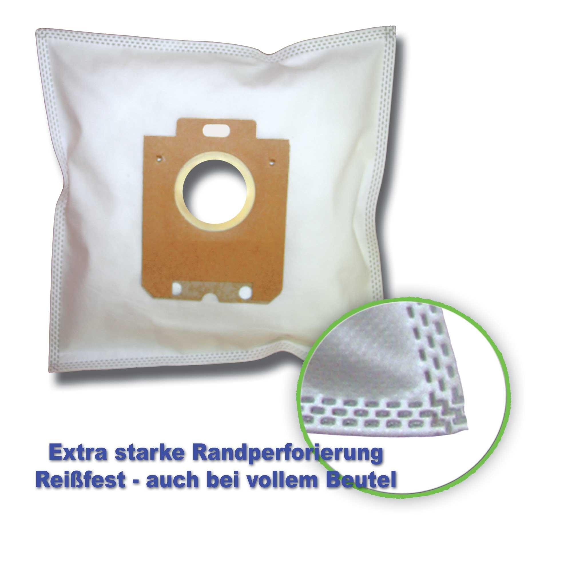 incluye filtro f/ür Equipt AEQ 12//12+ 20 bolsas para aspiradora AEG Equipt AEQ tipo ESM 16 bolsa de 5 capas con pliegues laterales