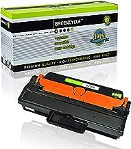 GREENCYCLE 1 Pack MLT-D115L D115L Black Toner Cartridge Compatible for Samsung SL-M2880FW Laser Printer