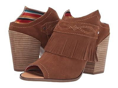 Dingo Shaker (Whiskey) Cowboy Boots