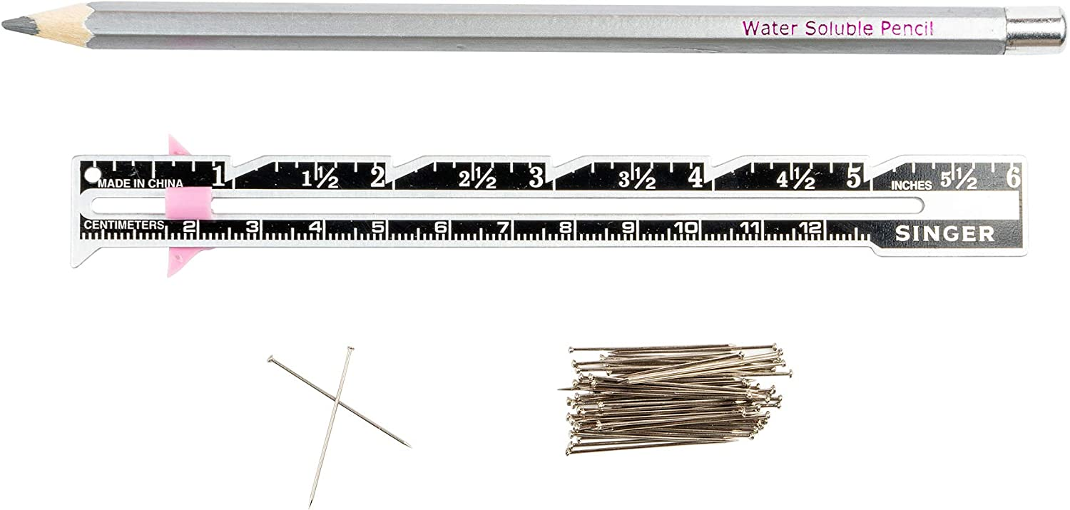 SINGER 07350 Measure Mark and More - P Sewing Straight Max 65% OFF 50 Gauge Phoenix Mall