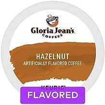 Gloria Jean's Hazelnut Keurig Single-Serve K-Cup Pods, Medium Roast Coffee, 72 Count