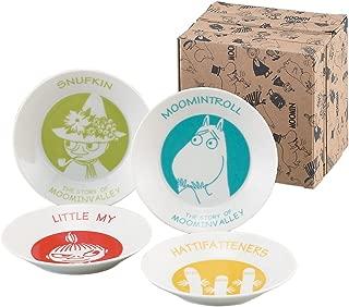 MOOMIN Moomin Khao cute plate set MM620-460