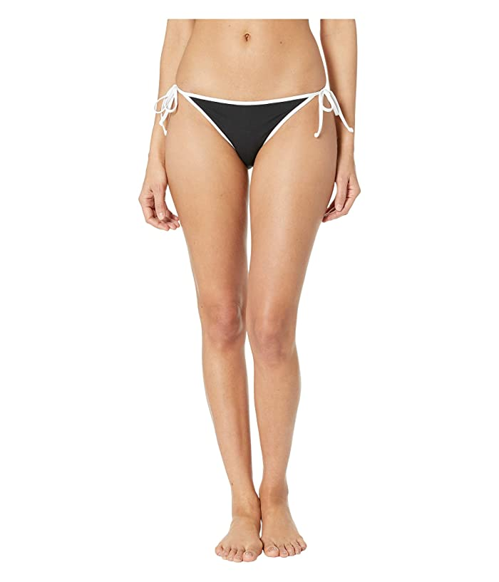 Volcom Simply Rib Tie Side (Black) Women